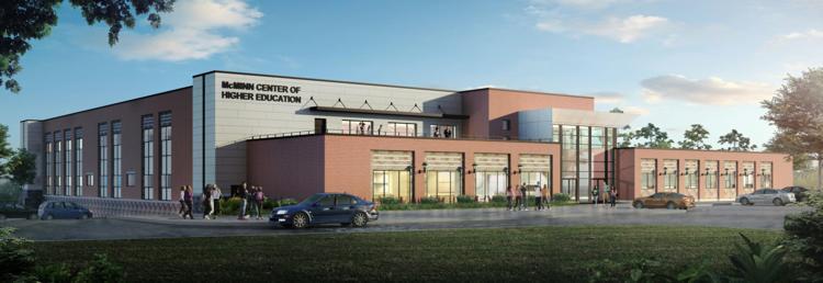 McMinn Center of Higher Education
